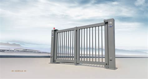 swing gate school motorized collapsible school automatic swing gate with