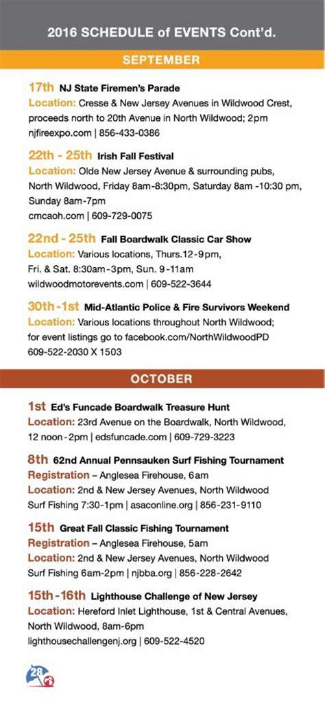 Atlantic City Calendar Atlantic City Events Calendar Schedule Of Atlantic City