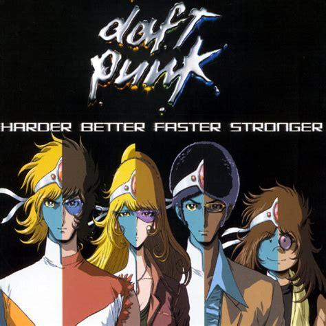 harder better faster stronger daft harder better faster stronger album version daft