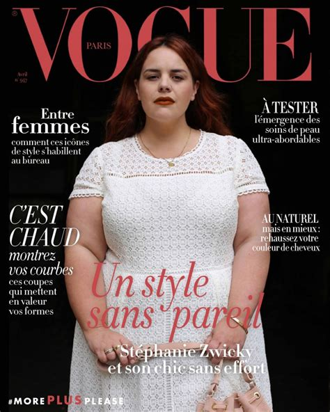 7 Popular Fashion Magazines by Moreplusplease Caign Shows Plus Size Models On The