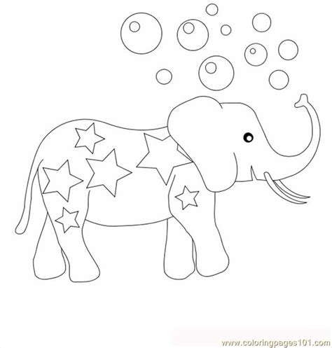 elephant pattern coloring pages free pattern elephant coloring pages