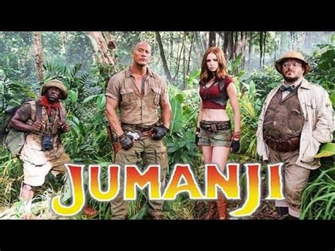 film 2017 jumanji jumanji 2017 trailer moving picture review