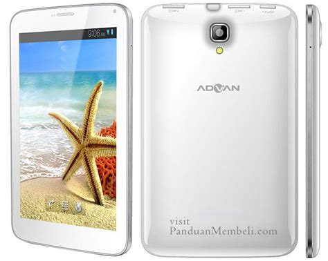 Tablet Advan Semua Tipe harga tablet advan vandroid semua tipe spesifikasi