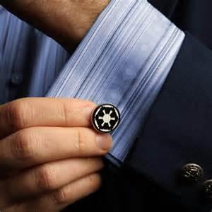 wars cuff links thinkgeek