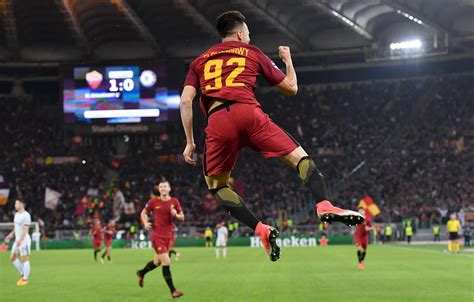 chelsea roma highlights roma chelsea 3 0 highlights pagelle el shaarawy perotti