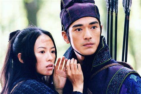 la foresta dei pugnali volanti soundtrack image of the week takeshi kaneshiro house of flying