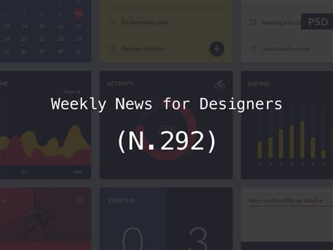 typography news news for designers svg semantic ui basscss and more