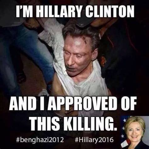 Hillary Clinton Benghazi Meme - old drunk hillary clinton took six months to recover from