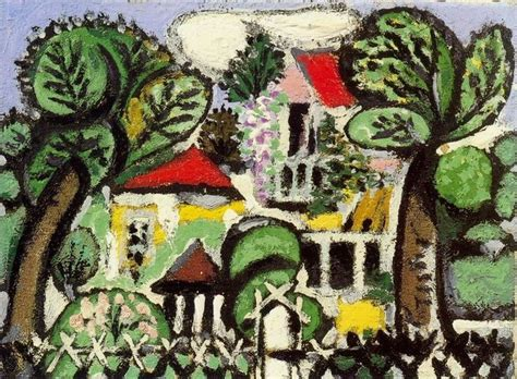 picasso nature paintings 148 best picasso paysage landscape images on