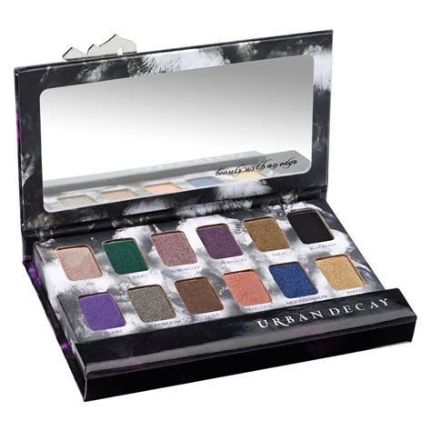 Decay In Palette shadow box eyeshadow palette decay mecca