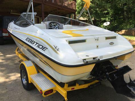 ebbtide boat pictures ebbtide corp cione series 190 bow rider 2005 for sale