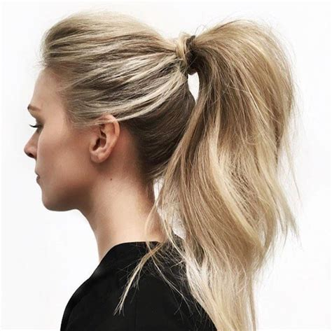 school hairstyles ponytails check out these easy before school hairstyles for chic students