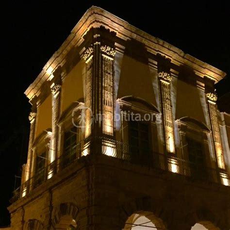 illuminazione palazzi storici foto inaugurata l illuminazione notturna di alcuni