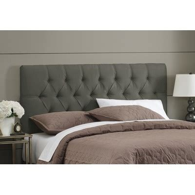 fabric tufted headboards skyline furniture tufted headboard in velvet pewter 310 varies with options gtl july aug