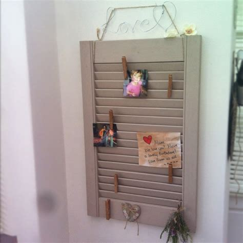 wall shutter decor 17 best images about shutter projects on