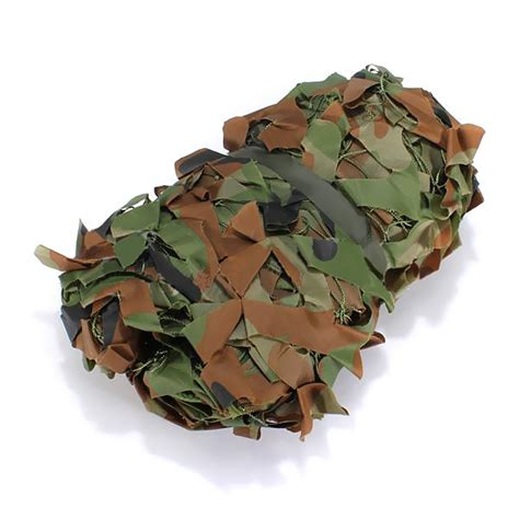 woodland camouflage camo cover net hide army