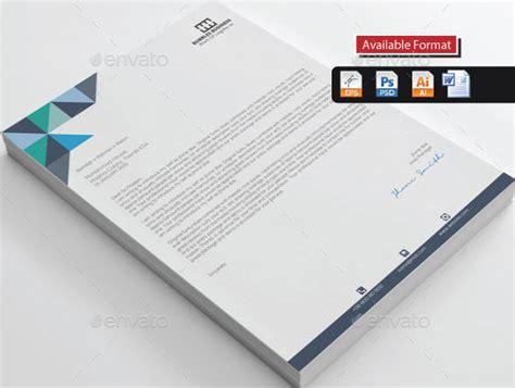 business letterhead illustrator 20 best letterhead design templates print idesignow