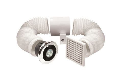 Manrose Shower Extractor Fan by Manrose 100mm Shower Light Extractor Fan