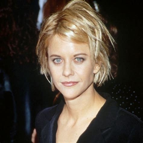 meg ryan messy hair styles 25 best images about meg ryan short hair on pinterest