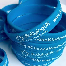 anti bullying week wristbands family lives