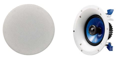 Ceiling Speaker Installation Cost by Yamaha Ns Ic600wh Ceiling Speaker System Compass