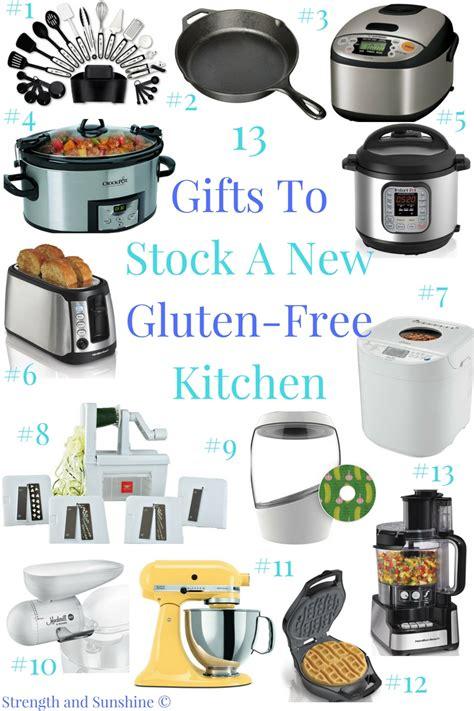 Gluten Free Kitchen 13 gifts to stock a new gluten free kitchen