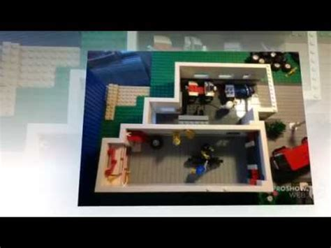 tutorial lego single car garage lego car garage moc part 1 youtube