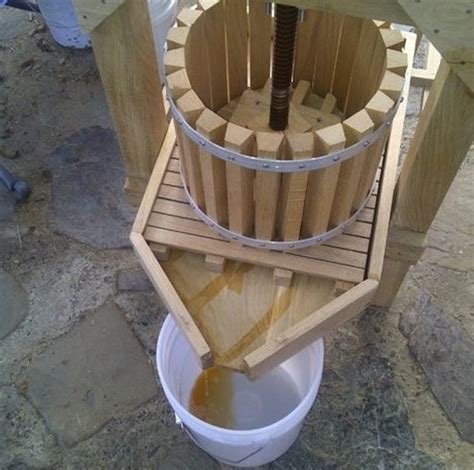 homemade europe diy design genius genius diy apple cider press bob vila