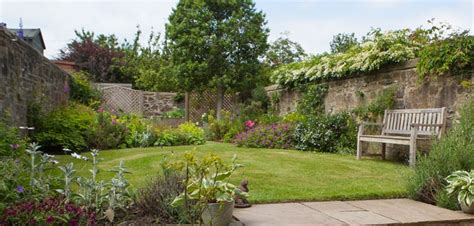 Small Walled Garden Design Ideas Polley Garden Design Edinburgh Garden Designers