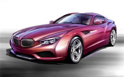zagato bmw bmw zagato coupe concept 2012 widescreen car