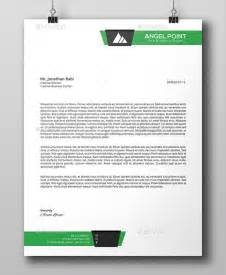 Business Letterhead Samples Free Download Business Letter Templates 18 Free Sample Example