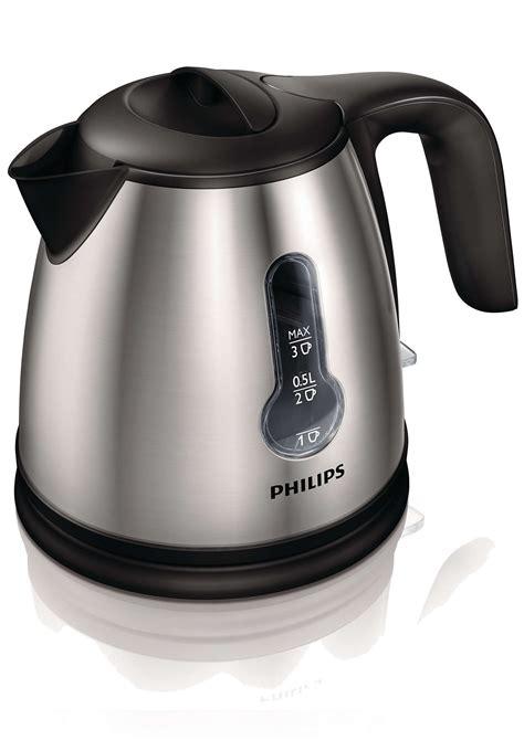 Philips Kettle Listrik Putih Biru 1 5 Litter Alat Masak Air Hd4646 acheter le philips mini bouilloire hd4618 20