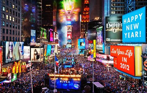 new year new york new year time square