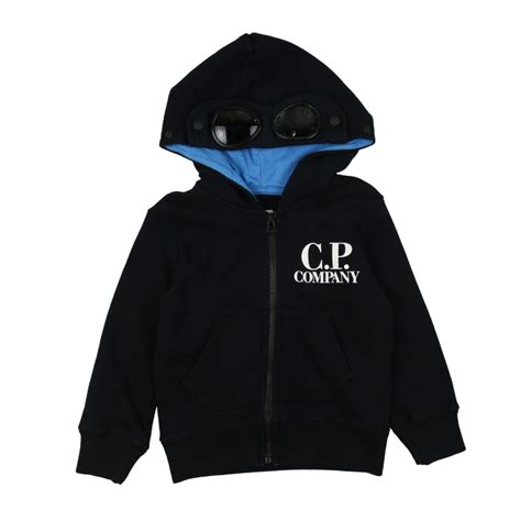 Cp Hoodie Ccc Navy cp company boys navy hoodie with blue lining cp company