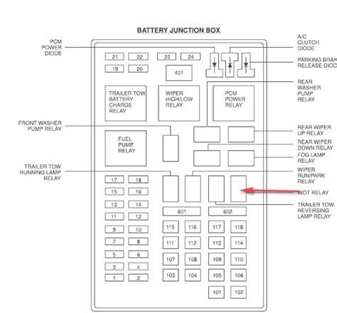 lincoln box 1999 lincoln navigator fuse box diagram vehiclepad