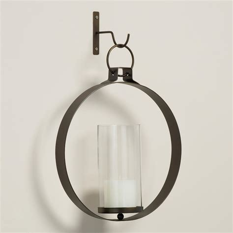 Pendant Wall Light Candles Wonderful Candle Wall Sconce Designs Bronze