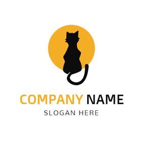 Caterpillar Ct11248 Free Box Yellow Black free cat logo designs designevo logo maker