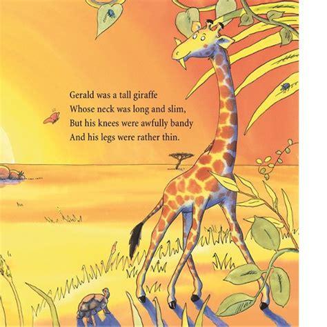 libro giraffes cant dance giraffes can t dance bags of books
