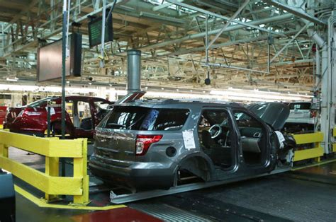 ford production plants top managers out at chicago assembly plant northwest