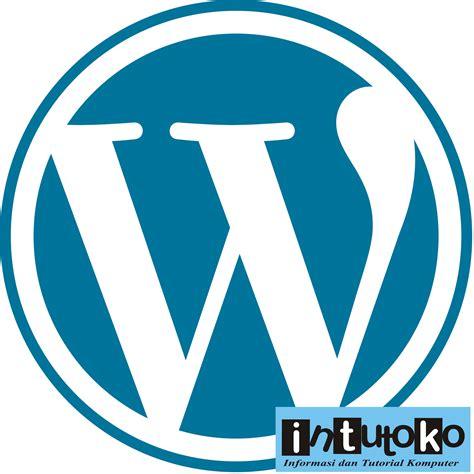 membuat website dengan wordpress di localhost cara membuat website dengan wordpress di localhost