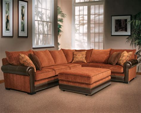burnt orange leather living room furniture burnt orange living room furniture living room