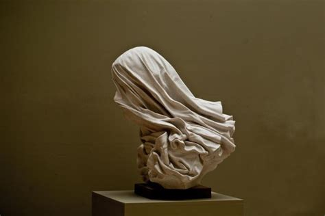 sculpture drapery sculpture veiled woman carved stone draped female