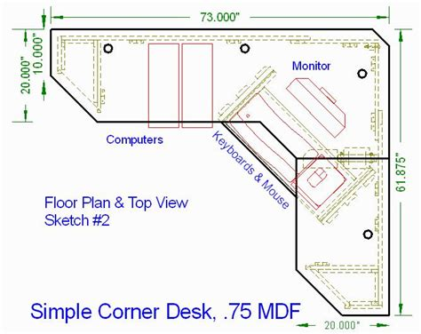 Corner Desk Building Plans Pdf Woodwork Built In Corner Desk Plans Diy Plans The Faster Easier Way To Woodworking