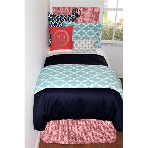 coral bed in a bag 51 best images about coral and navy bedding and decor on