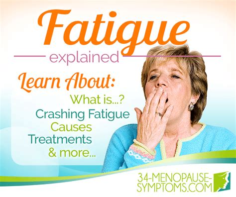 mood swings headaches fatigue dizziness treatments for fatigue 34 menopause symptoms com