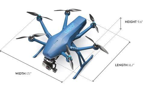 Drone Hexo hexo le drone autonome qui vous suit partout