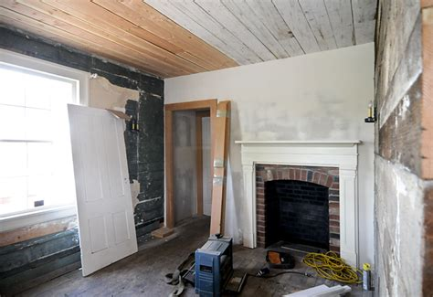 double sided fireplace smoke in house photos historic oregon city house rehabilitated daily journal of commerce