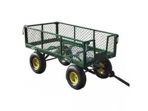 chariot de jardin chariot de transport a remorque a