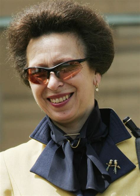 princess anne princess anne attends royal ascot races in 35 year old dress