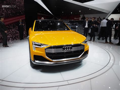 audi made audi made a splash with its e quattro concept